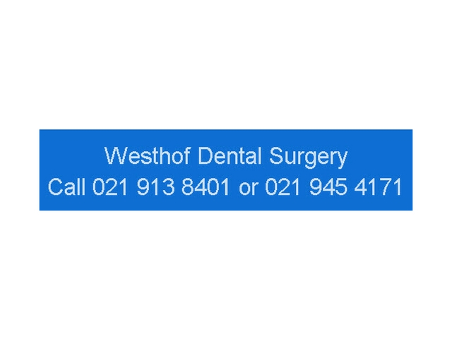 Westhof Dental Surgery - Dentist - Dental Implants Bellville