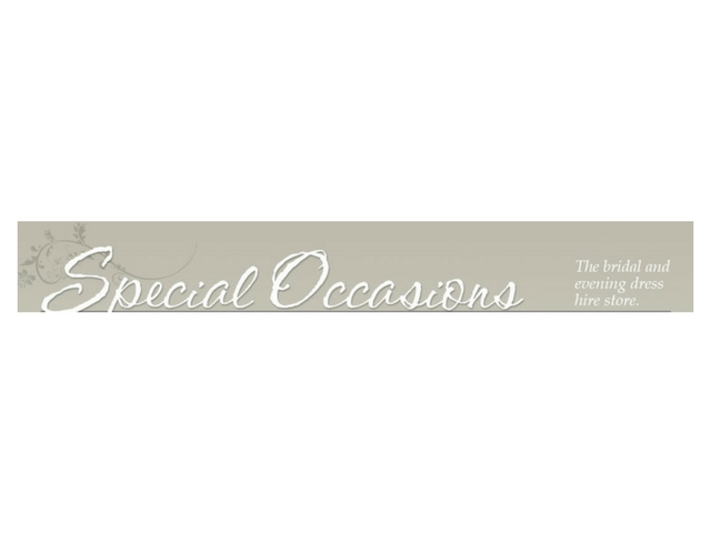 Special Occasions -The Bridal Store